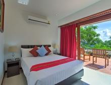 Villa Baan Suk Sabai - Bedroom five