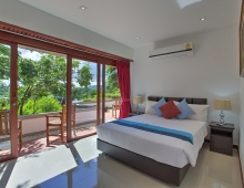 Villa Baan Suk Sabai - Bedroom four