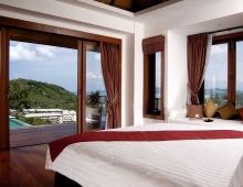 Villa Baan Suk Sabai - Master bedroom