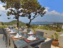 Villa Baan Suk Sabai - Outdoor dining